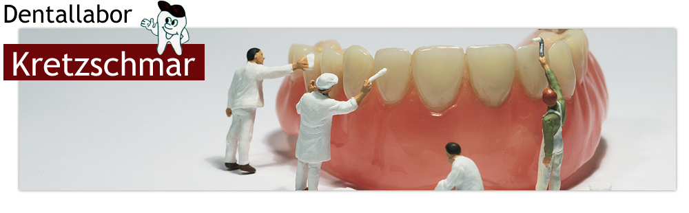 Website Dentallabor Kretzschmar